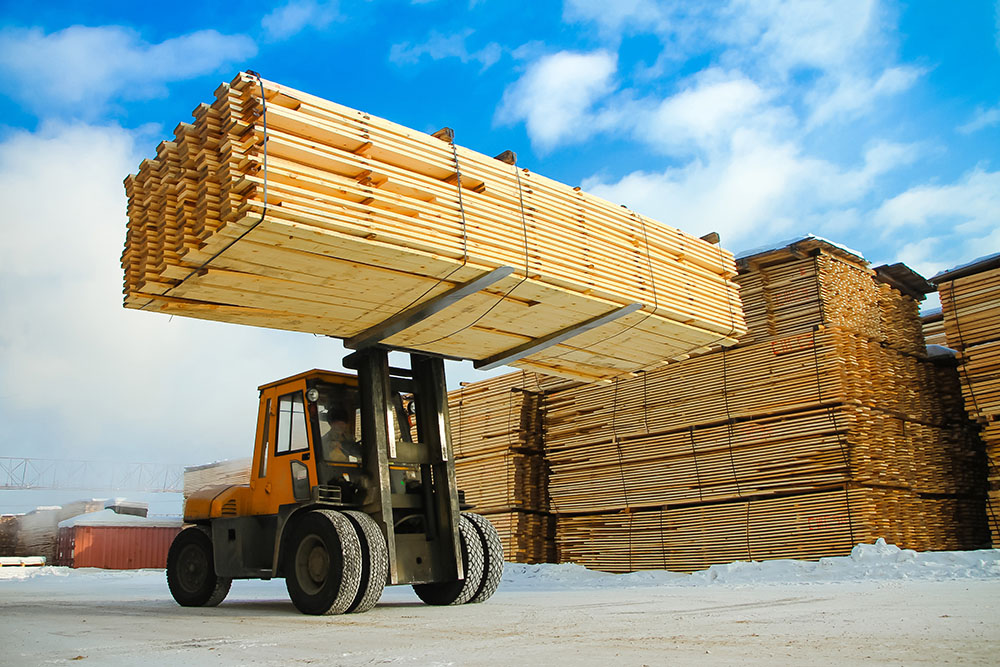 Why Lumber Prices are Spiking